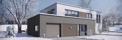 Sekcijska dvižna garažna vrata
